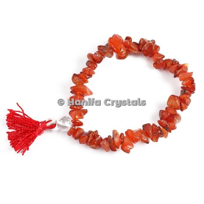 Carnelian Healing Power Bracelet