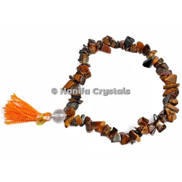Tiger Eye Power Stone Bracelet