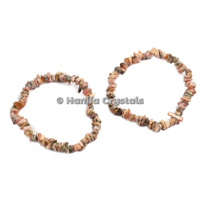 Rhodonite Power Bracelet