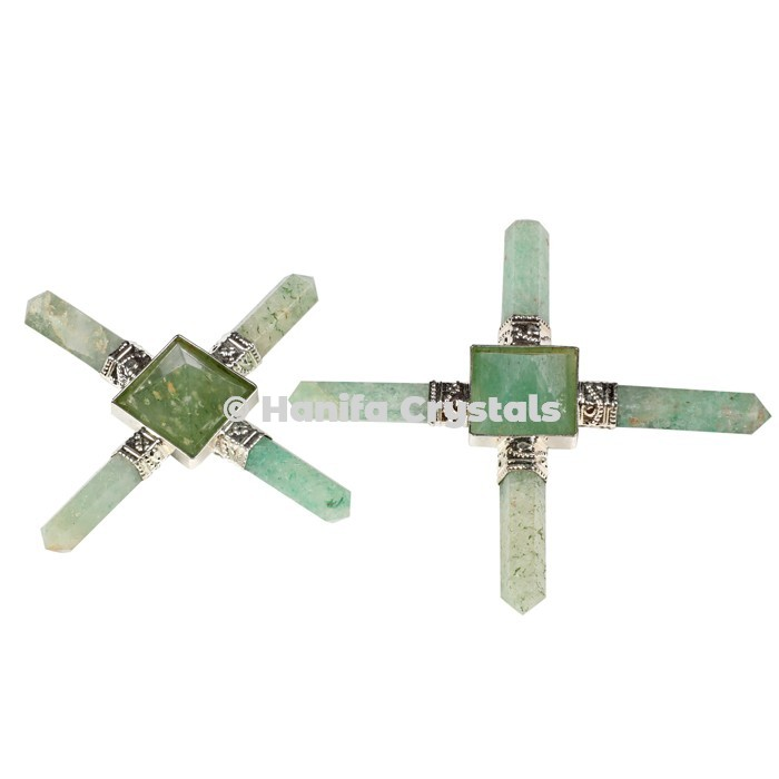 Green Aventurine Healing Energy Generator