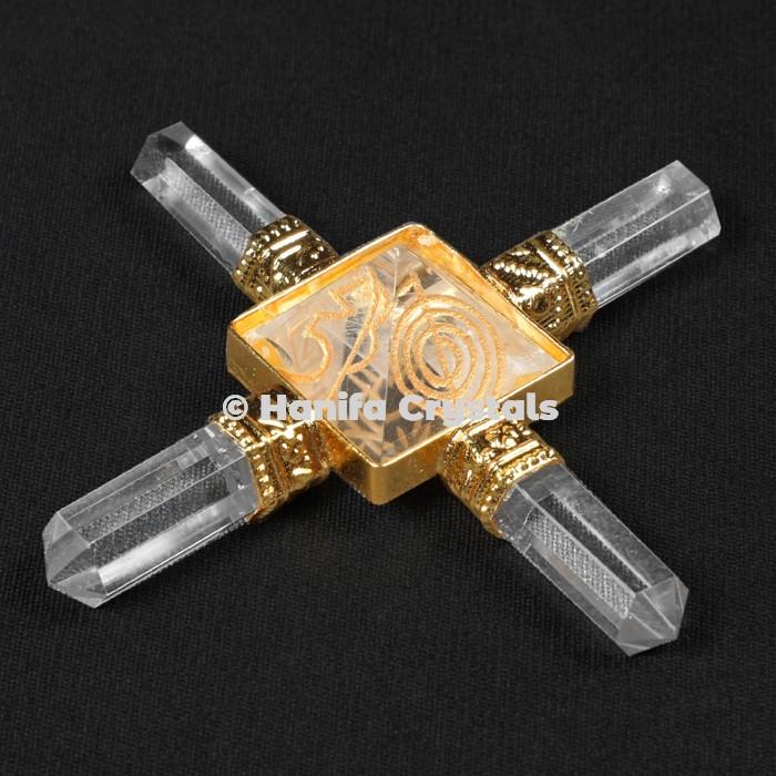 Crystal Usai Reiki Healing Energy Generator