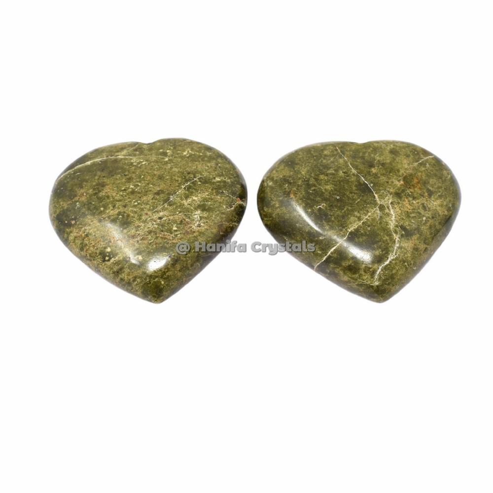 Vesonite Puffy Hearts