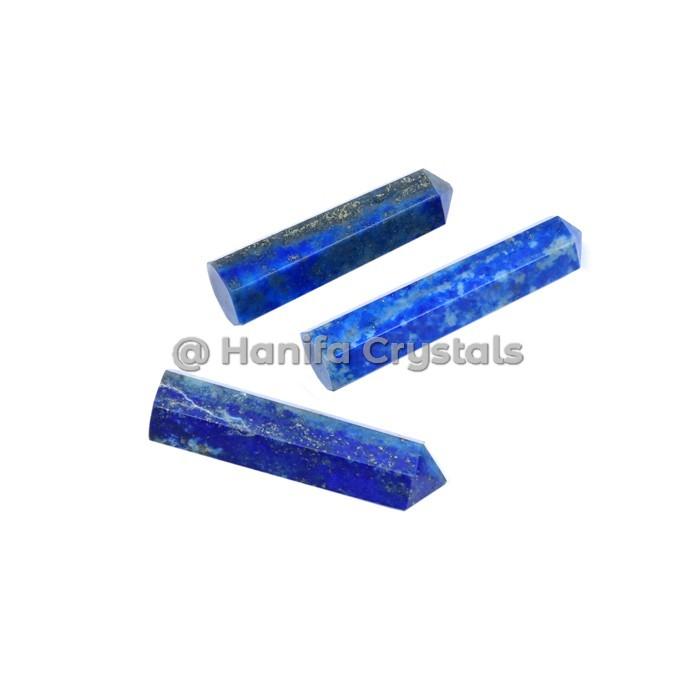 Lapis Lazuli Obelisk Pencil Points