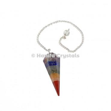 Chakra Bonded Pendulums with Lapis