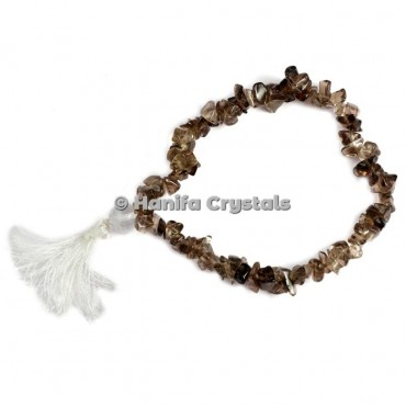 Smokey Quartz Power Bracelet