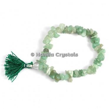 Green Aventurine Power Bracelet
