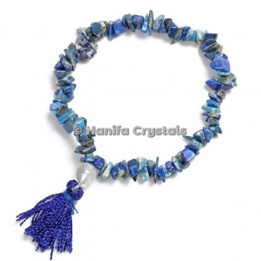 Lapis Lazuli Power Bracelet