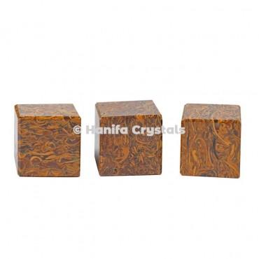 Calligraphy Stone Cube