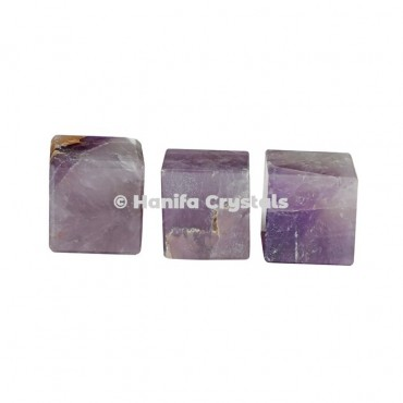 Amethyst Cube