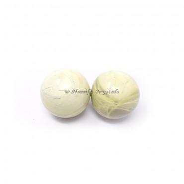Vesonite Spheres