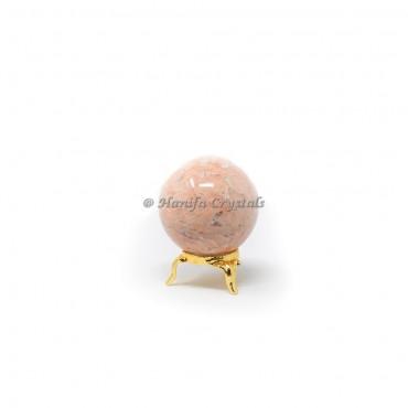 Indian Moonstone Sphere