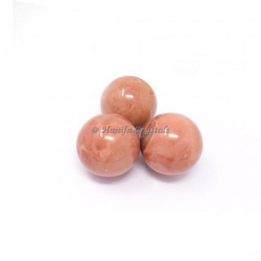 Indian Cream Moonstone Spheres