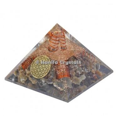 Labrodrite Energy Generator Orgonite Pyramids