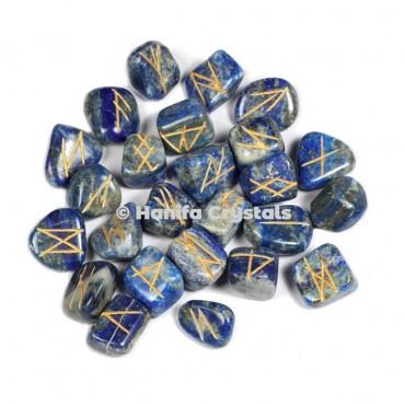Lapis Lazuli Rune Sets