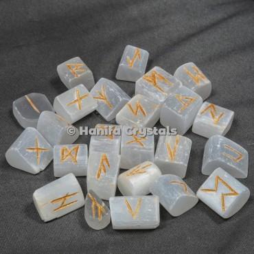 Selenite Rune Sets