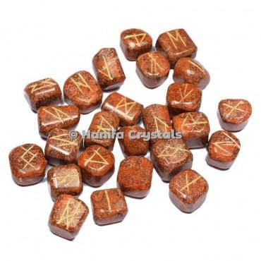 Snake Jasper Rune Sets