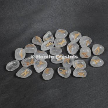 Crystal Quartz Rune Sets