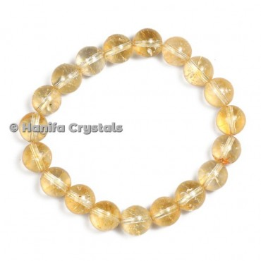 Citrine Power Bracelet