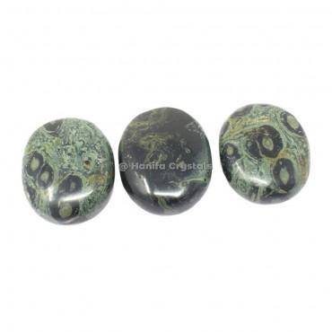 Kambaba Palm Stones