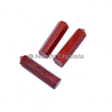 Red Jasper Pencil Points