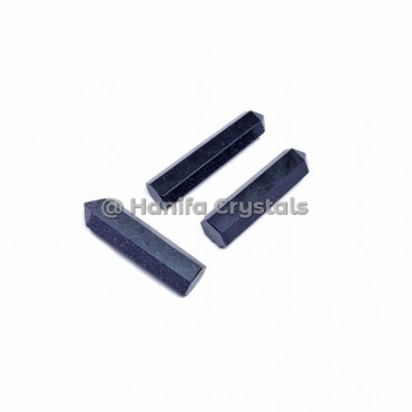 Black Sunstone Pencil Point