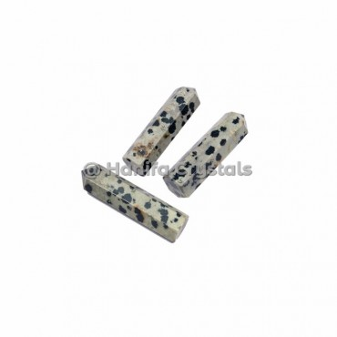 Dalmation Jasper Natural Pencil Points