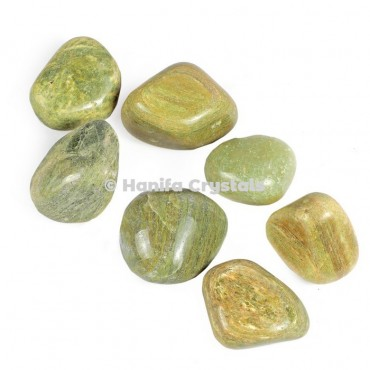 Vesonite Tumbled Stones