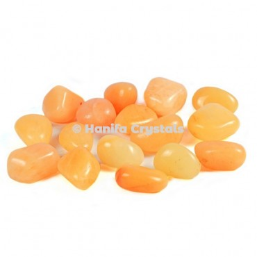 Yellow Aventurine Tumbled Stones