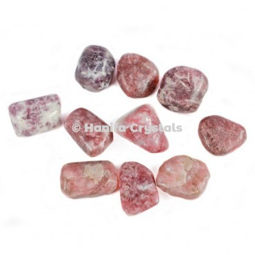 Lepidolite Tumbled Stones